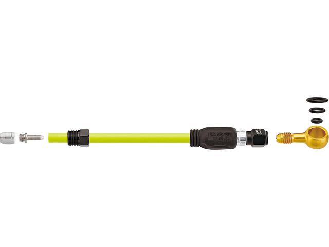 Jagwire Pro QF Anschlussset für SRAM Red HRD eTap/S900/Aero HRD schwarz